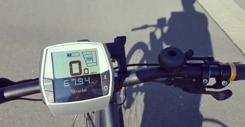 Fietsen E-bike
